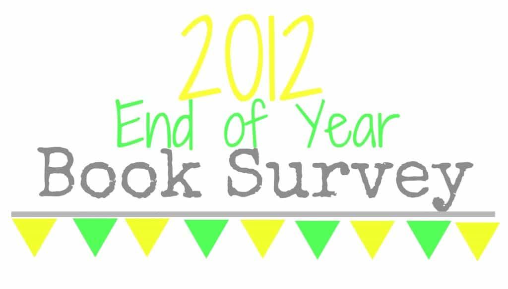 best books read in 2012