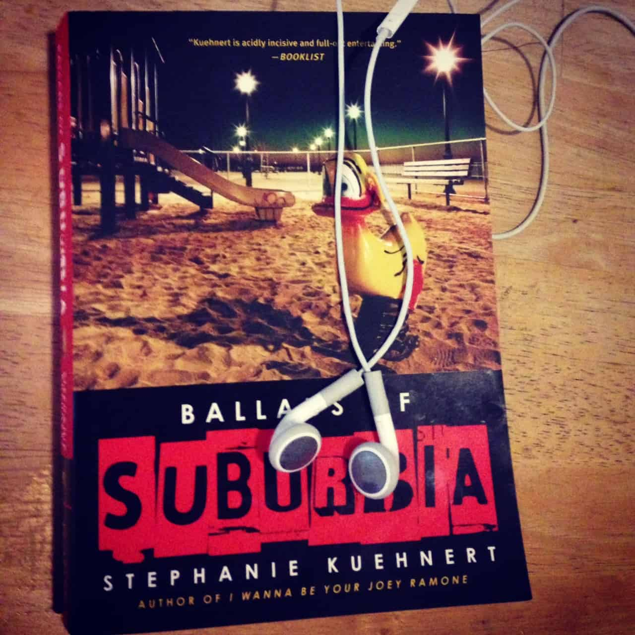Review: Ballads of Suburbia by Stephanie Keuhnert