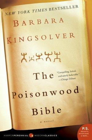 Before I Blogged I Read: The Poisonwood Bible By Barbara Kingsolver