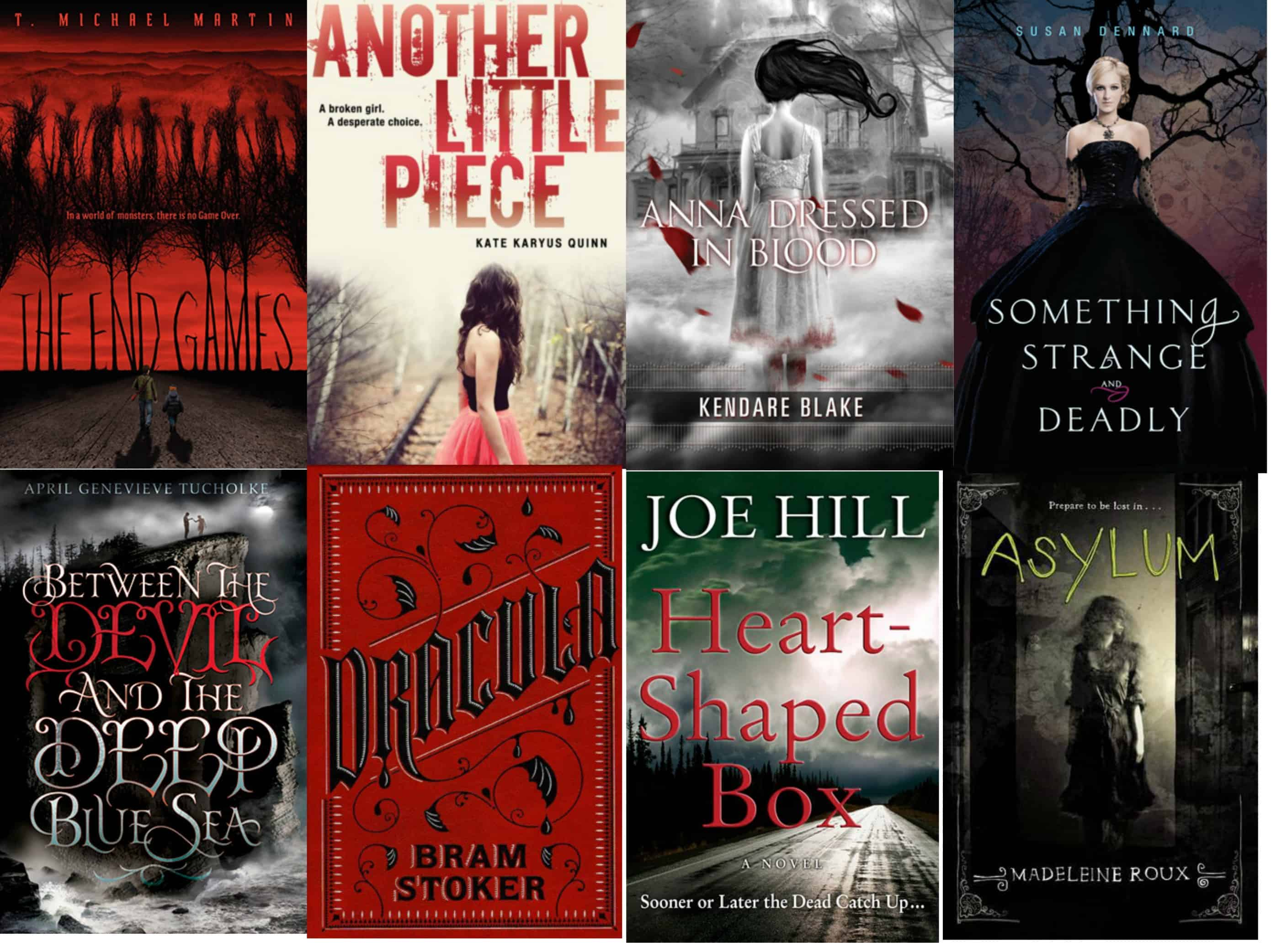 books to read during halloween