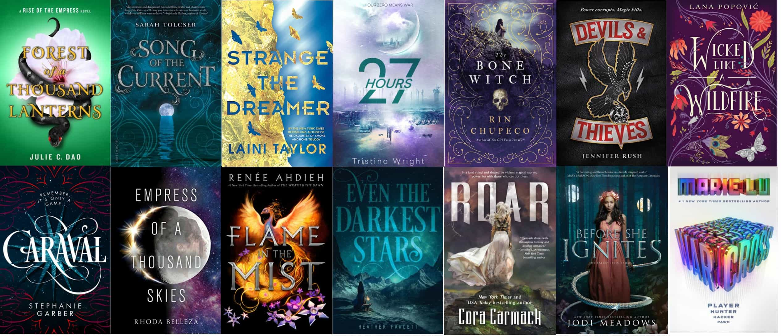 14 New Ya Series To Start This Year A Giveaway The Perpetual