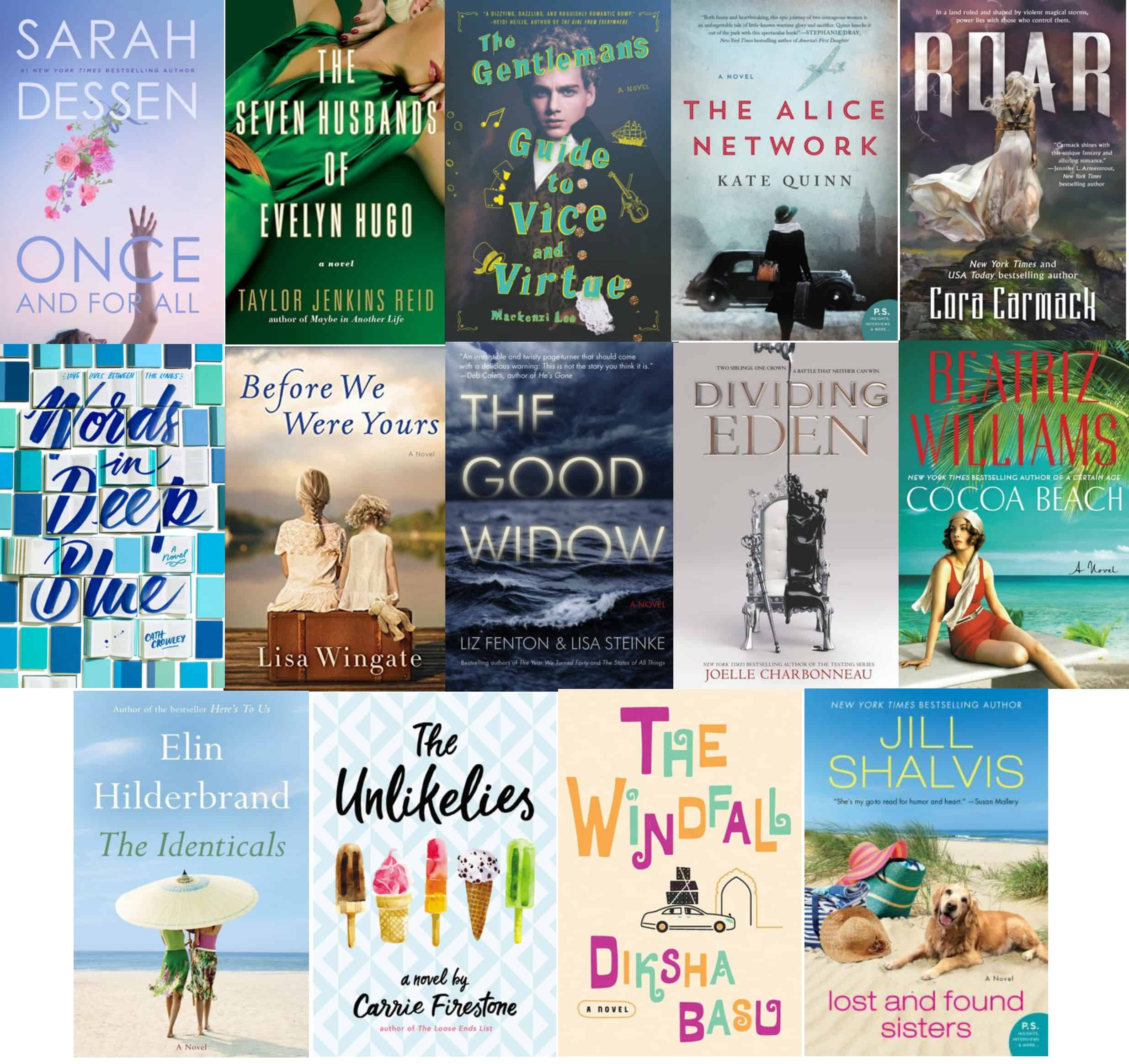 Good Beach Reads For Your Trip To The Beach