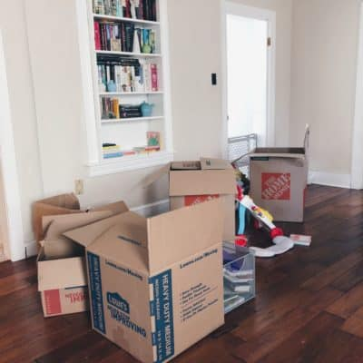 How I Survived Living With A Baby In A SMALL One Bedroom Apartment