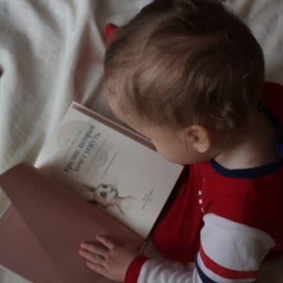 A Fall/Halloween Reading List For Toddlers