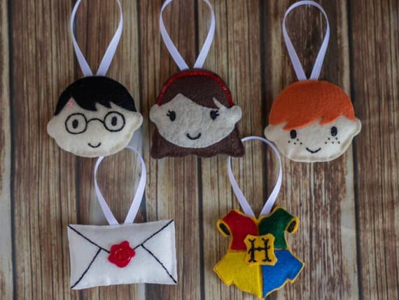 Harry Potter Christmas Decorations For Harry Potter Lovers