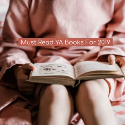 My 2019 Must-Read YA Book List — 38 Of My MOST Anticipated Books For The First Half of 2019